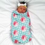 Easy Baby Blanket DIY