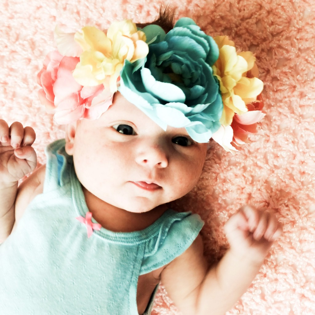 Baby Flower Crown A Joyful Riot