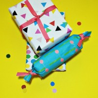 Birthday Gift Wrap | Free Printable Friday