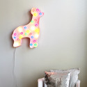 DIY animal cookie marquee light!