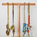Copper Jewelry Stand | A Joyful Riot @ajoyfulriot