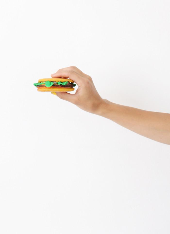 Hamburger moon pies! | A Joyful Riot