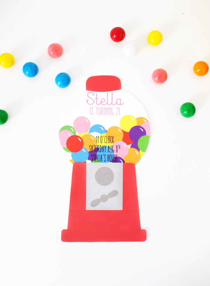 It's just a picture of Trust Gumball Machine Printable