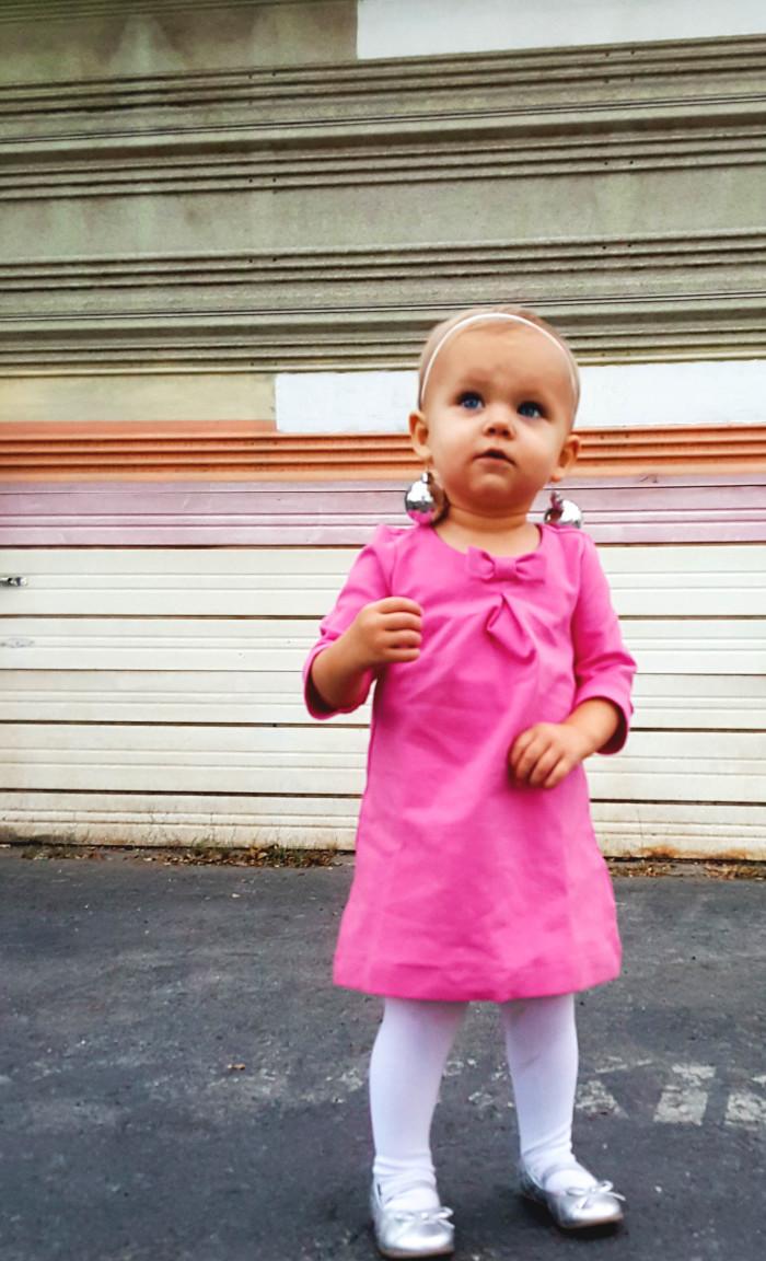 Toddler Twiggy Costume A Joyful Riot