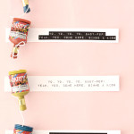 "90's Salt N' Pepa ""Push It"" Valentines 